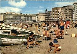 Beach and Kursaal