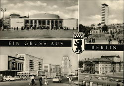 Berlin- the capital city of DDR