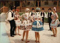 Popular Costume in Hungary