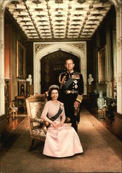 H.M. The Queen and H.R.H. The Duke of Edinburgh