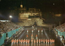 The Military Tattoo, Edinburgh Castle