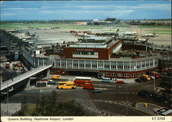 Queens Building, Heathrow Airport, London
