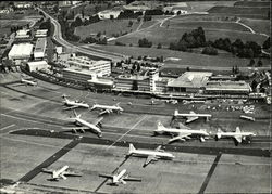 The Zurich-Kloten Airport