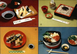 Japanese Cuisines are not only Tasty but also Pleasing to eye