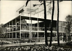 The Pavilion of Canada, Exposition Universelle de Bruxelles 1958