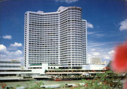 Royal Orchid Sheraton Hotel & Towers Postcard