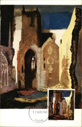 "John Piper, ""St. Mary le Port"""