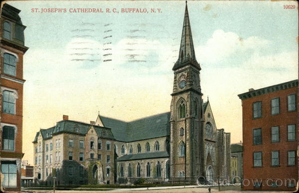 St. Joseph's Cathedras R.C Buffalo New York