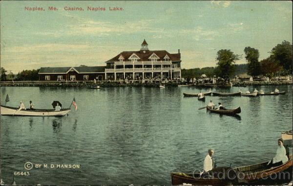 Casino, Naples Lake Maine