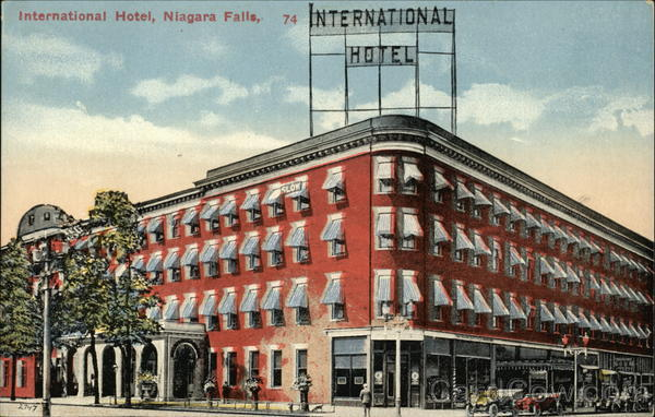 International Hotel, Niagara Falls New York