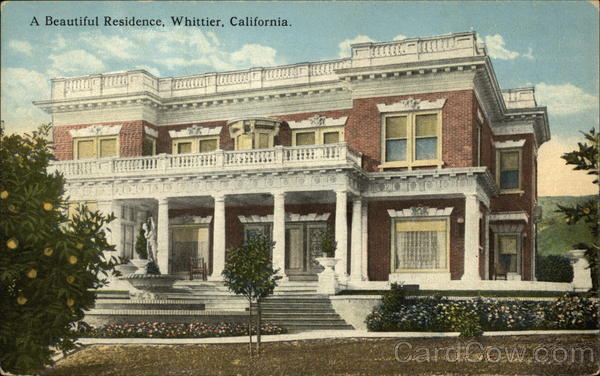 Residence Whittier California
