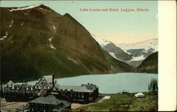 Lake Louise and Hotel