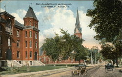 Holy Angels Church and Convent, Lake Street