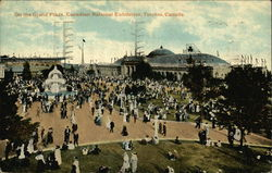 On the Grand Plaza, Canadian National Exhibition