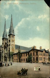 St. John's Church Postcard