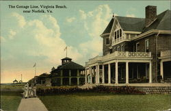 The Cottage LIne, Virginia Beach