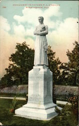 Monument to Father P.A. O'Reilly