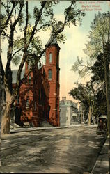 Baptist Church and State Street