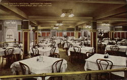 Emery's Cafeteria - Basement of Rex Theatre