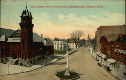 West Street with First Church
