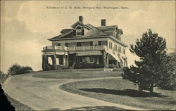 Residence of C. B. Gold, Prospect Hill