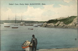 Oakes' Cove, Rocky Neck