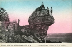 Pulpit Rock on Mound