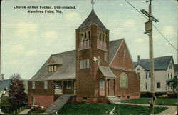 Church of Our Father, Universalist