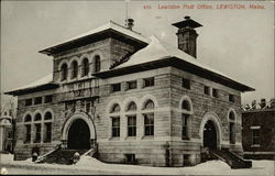 Lewiston Post Office