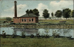 Pumping Station, Water Works