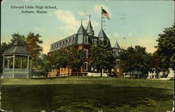 Edward Little High School