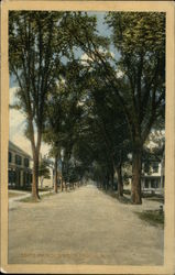 South Main Street Postcard