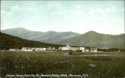 Fabyan House from the Mt. Pleasant House, White Mountains, N.H