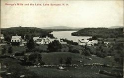 George's Mills and the Lake