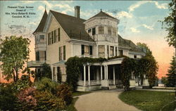 Former Home of Mrs. Mary Baker G. Eddy - Pleasant View