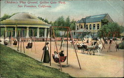 Children's Playground, Golden Gate Park