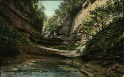 Horseshoe Canyon, Starved Rock State Park