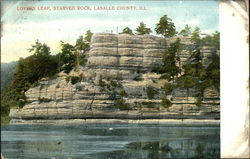 Lovers Leap, Starved Rock, LaSalle County