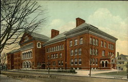Malden High School
