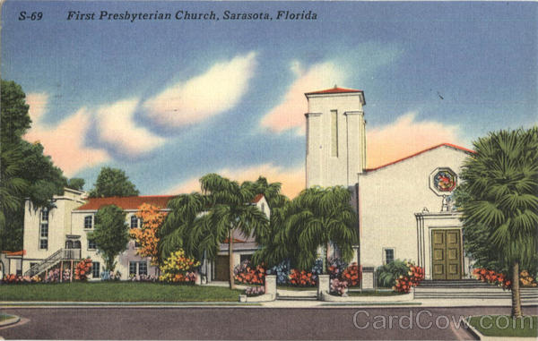 First Presbyterian Church Sarasota Florida