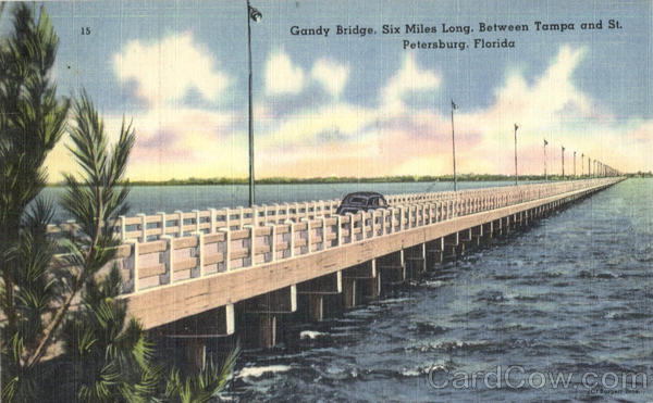Grandy Bridge Scenic Florida