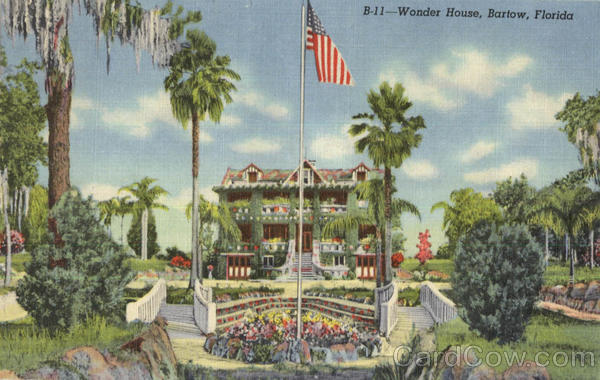 Wonder House Bartow Florida