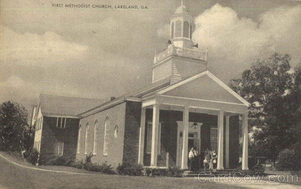 First Methodist Church Lakeland Georgia