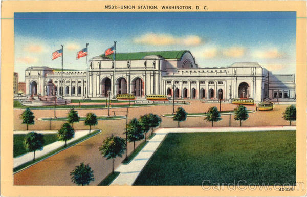 Union Station Wash District of Columbia