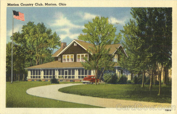 Marion County Club Ohio