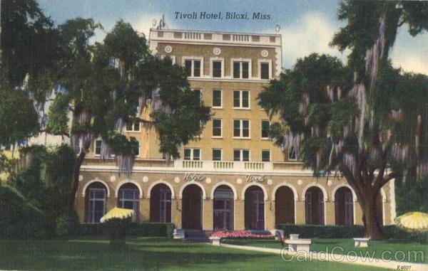 Tivoli Hotel Biloxi Ms