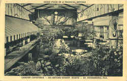 Garden Cafeteria, 232 Second Street North