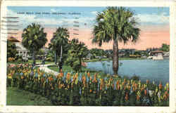 Lake Eola And Park