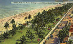 Lummus Park An Public Bathing Beach