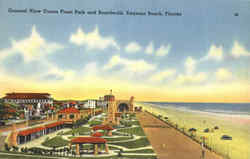 General View Ocean Front Park And Boardwalk